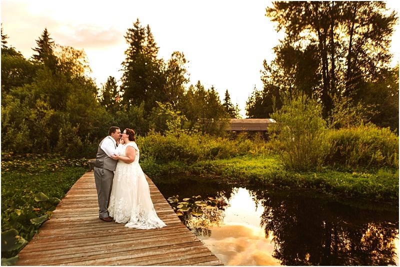 Backyard Brews | Black Diamond Garden Wedding