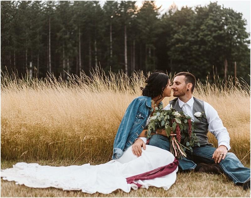 Through the Storms | Ashe & Alder Wedding